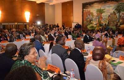 AU High Level Retreat Special Envoys Mediators