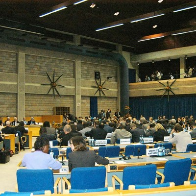 IGAD Delegation Hall
