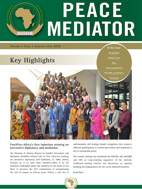 ACCORD Peace Mediator Vol2 Iss1