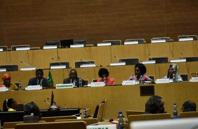 AU PSC Open Session Women Conflict Prevention