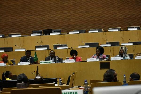 AU PSC Open Session Women Conflict Prevention
