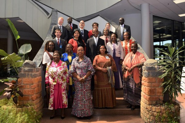 Executive Steering Committee FemWise Africa