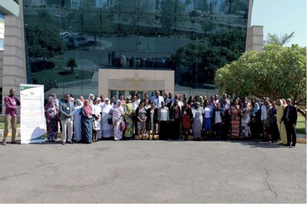 Meeting Ministers Responsible Women Gender