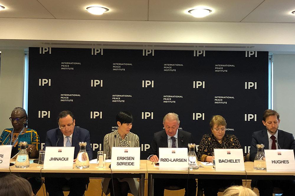 Tryge Lie Symposium Human Rights Defenders