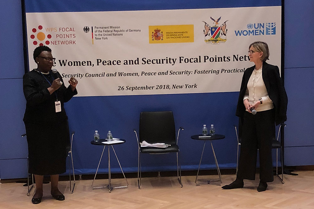 Women Peace Security Focal Points Network