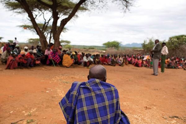 A Samburu Elder