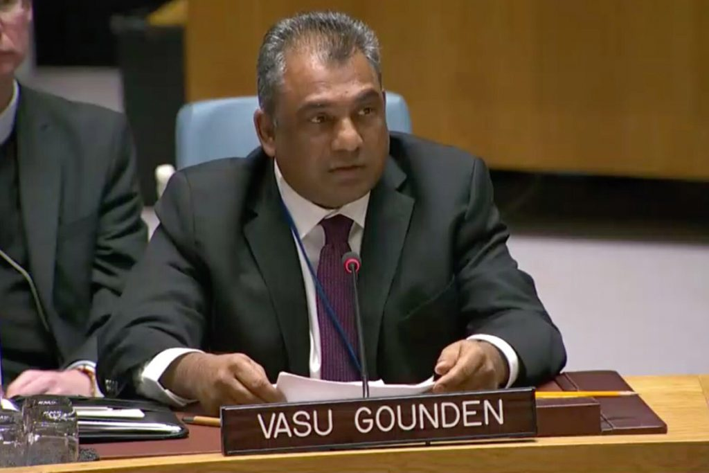 ACCORD Executive Director addresses UNSC