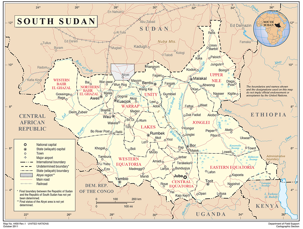 Reviving peace in South Sudan through the Revitalised Peace