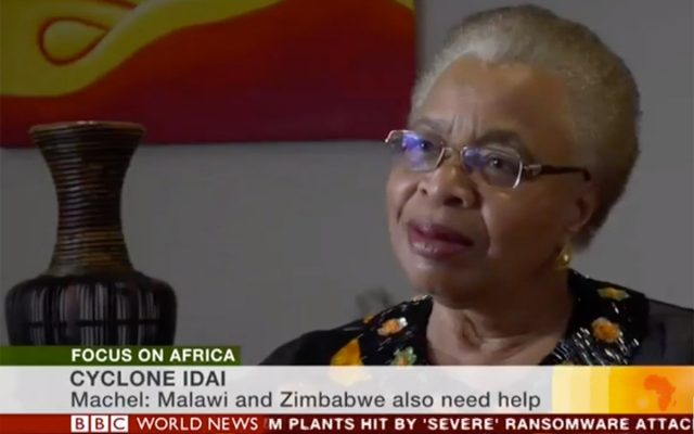 BBC Africa Interviews Graca Machel