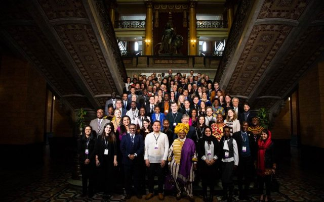 First International Symposium Youth Participation