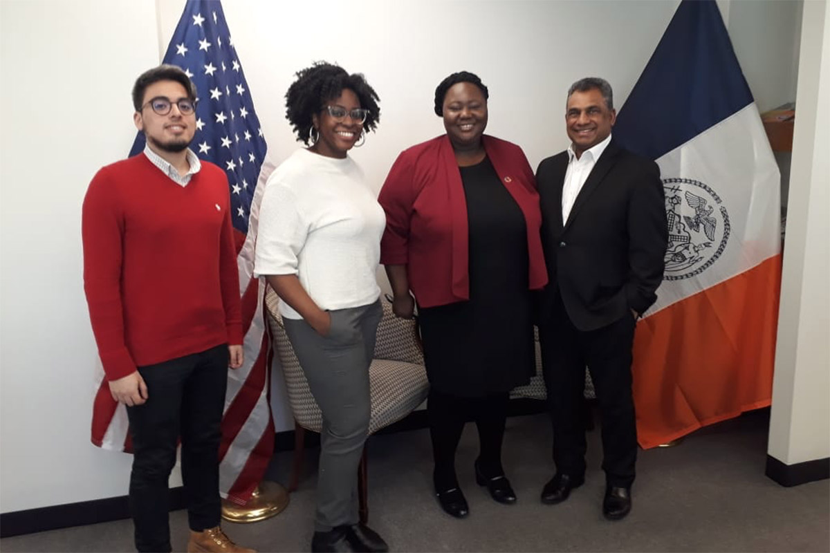 NYC Mayor's Office for International Affairs