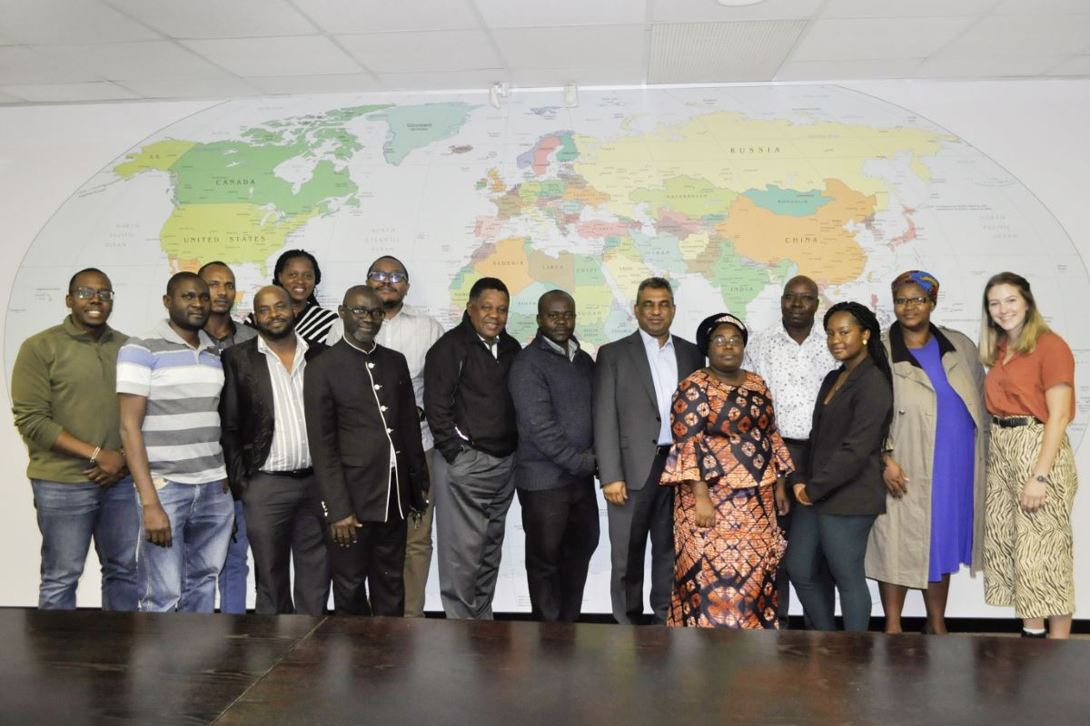 Round Table Discussion Xenophobic Attacks KZN