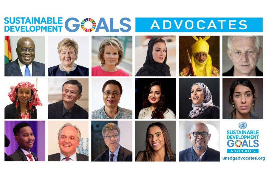 SDG Advocates 2019