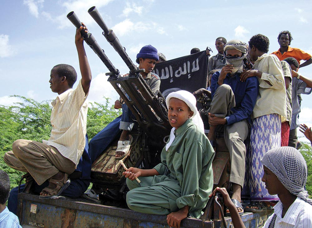 Al-Shabaab's youth membership