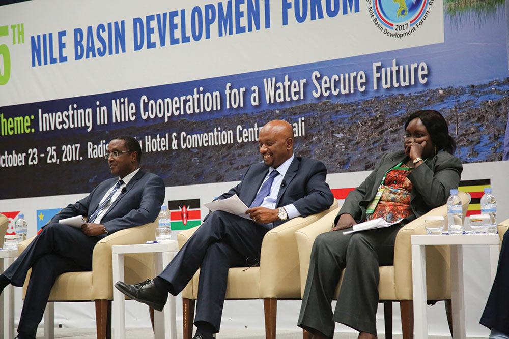5th Nile Basin Development Forum