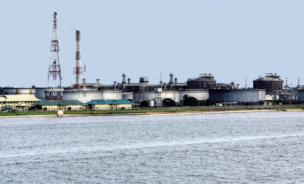Nigeria's oil