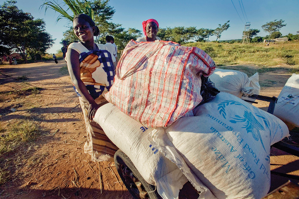 Ausaid Zimbabwe