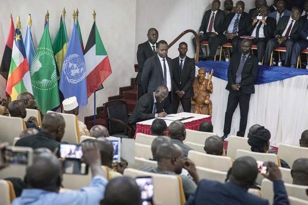 Khartoum Agreement
