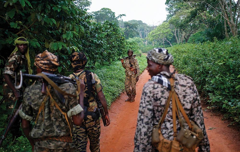 Seleka Fighters