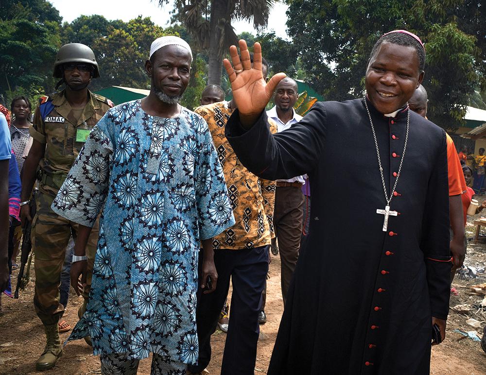 Archbishop and Imam