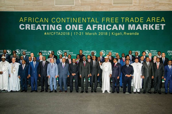 African Heads of States