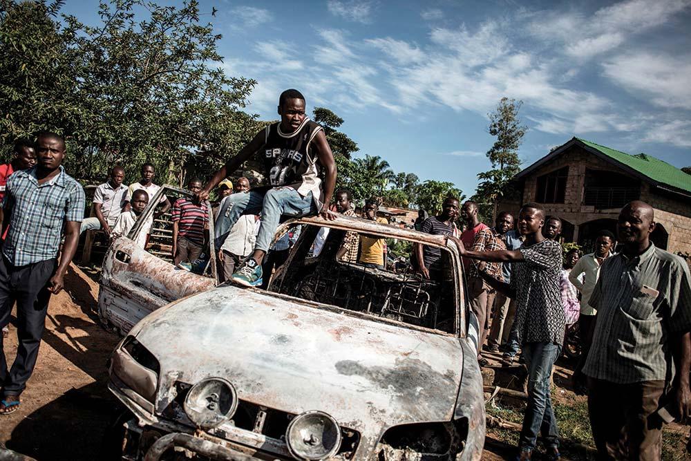 Congolese men