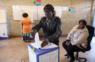 South Africa's sixth democratic election
