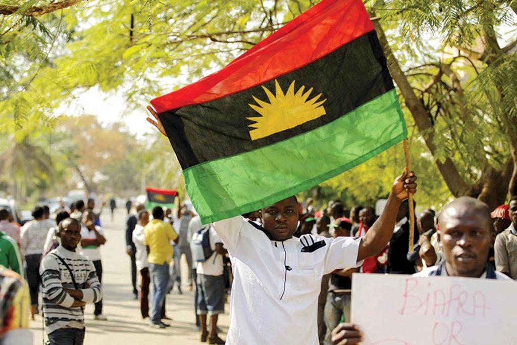 Biafra flag