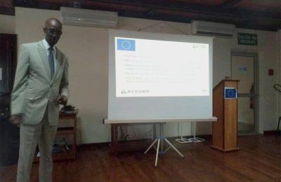EU Delegation Bangui