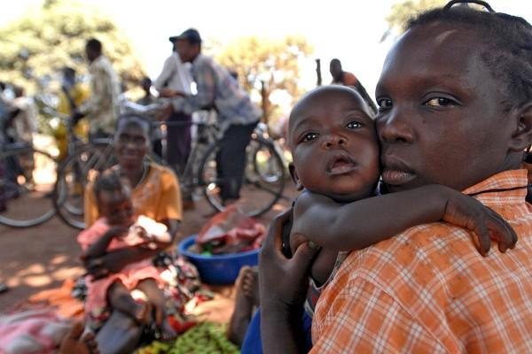 Internally displaced communities