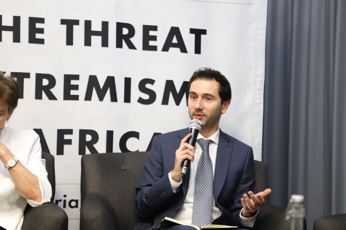 Extremism Southern Africa