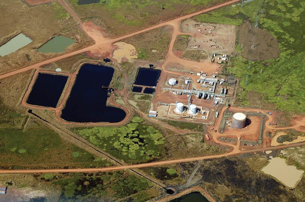Sudan oil