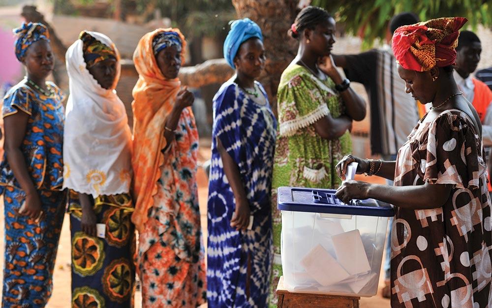 Women Guinea-Bissau