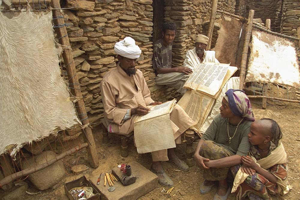 Indigenous knowledge system Ethiopia