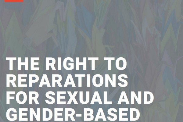 Right Reparations Sexual Gender-Based Violence