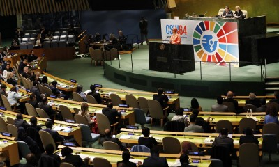 CSW UN General Assembly