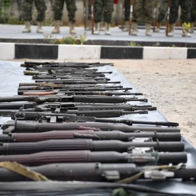 Youth co-lead Silencing Guns agenda