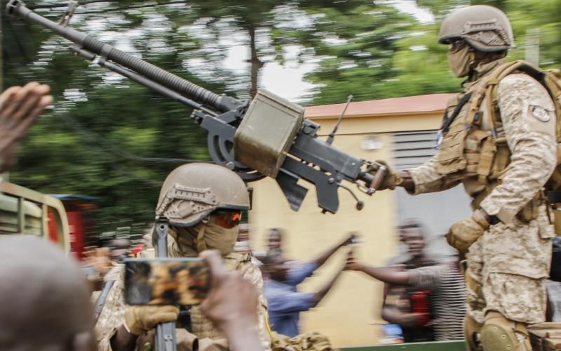 Photo: STRINGER/AFP via Getty Images