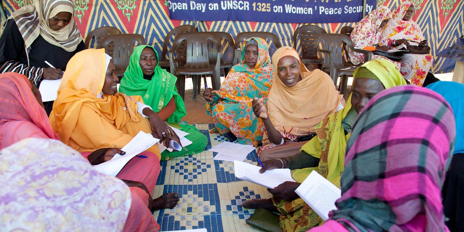 Photo: Albert Gonzalez Farran/UNAMID