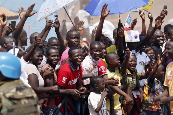 IGD Central Africa