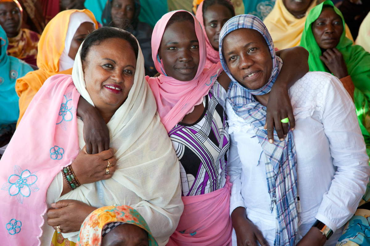 Increasing womens participation mediation UNSCR 1325