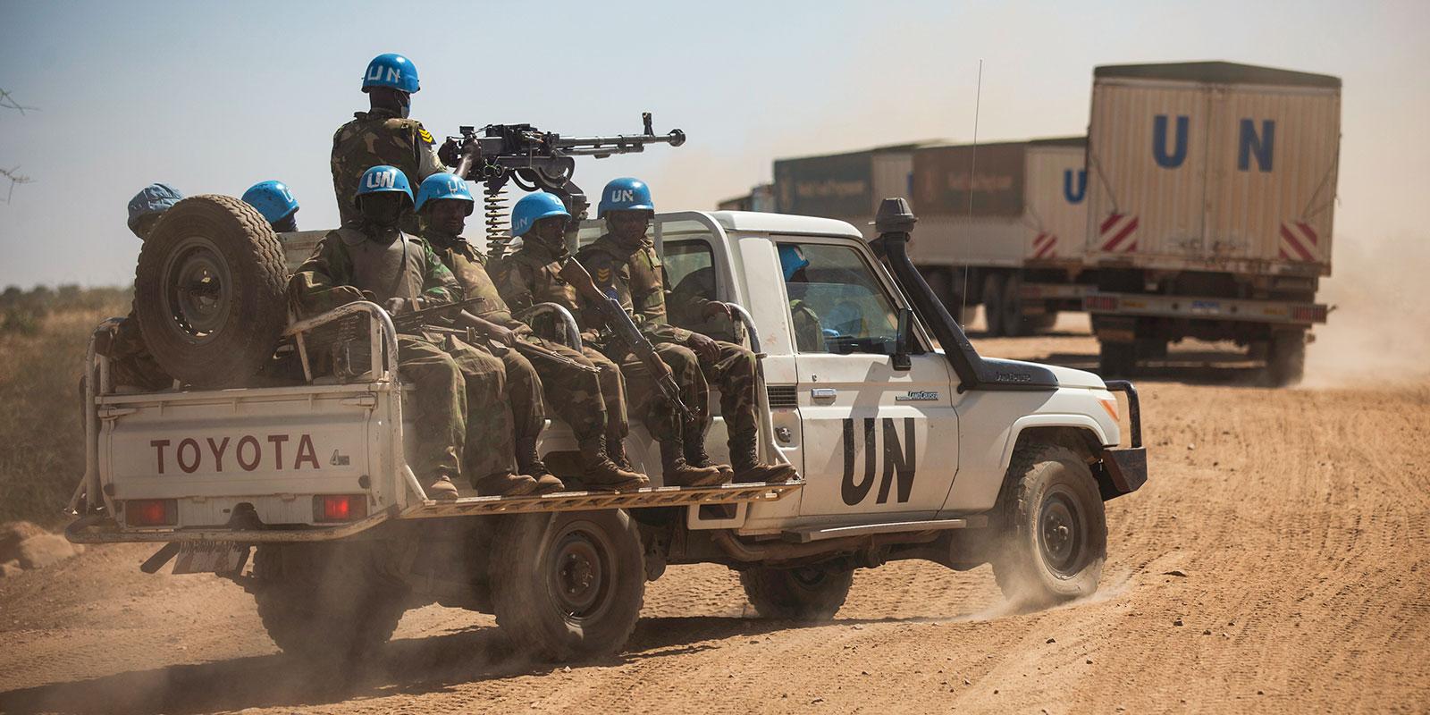 UN Photo/Albert González Farran