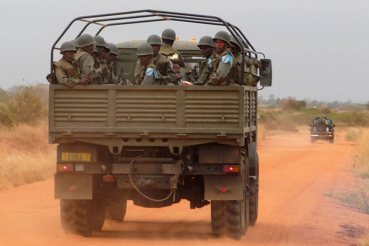 U.S. Army Southern European Task Force, Africa