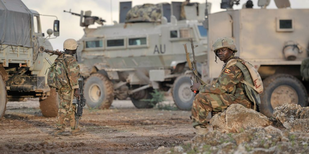 AMISOM Photo / Tobin Jones