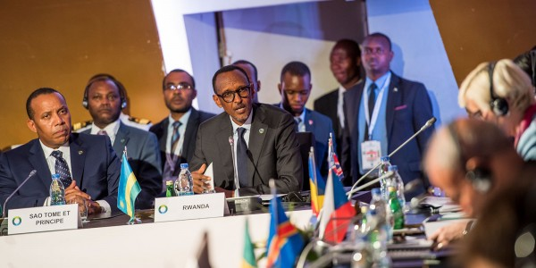 Paul Kagame Flickr