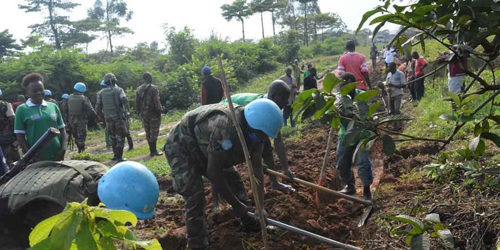 Photo: MONUSCO / Force