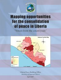 ACCORD Mapping Peace Liberia