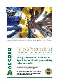 ACCORD - PPB - 31 - Getting coherence and coordination right