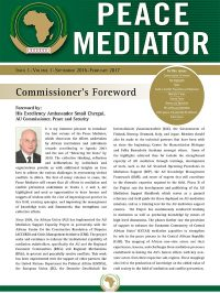 ACCORD Peace Mediator Vol1 Iss1