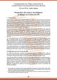 ACCORD - Report - 2014 - PSC French